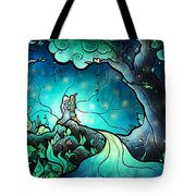 Love Goes On Tote Bag