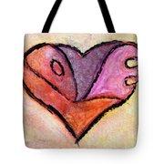 Love Heart 4 Tote Bag