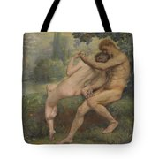Love Hymn Tote Bag