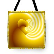 Love In Disguise You Are My Sunshine Tote Bag