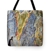 Love In The Abstract  Tote Bag