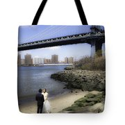 Love In The Afternoon - Dumbo Tote Bag