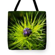 Love-in-the-mist Tote Bag