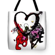 Love Is All Arround Tote Bag