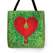 Love Is Always Birthing Anew Tote Bag