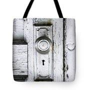 Love Is At Your Door Tote Bag