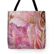 Love Is Crowned Tote Bag