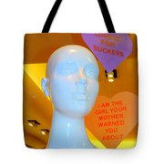 Love Is For Suckers Tote Bag
