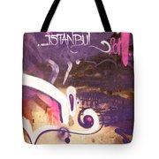 Love Istanbul 02 Tote Bag