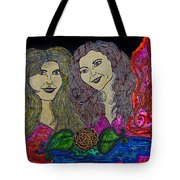 Love Ladies Tote Bag