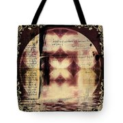 Love Letter Mandala - Contemporary Tote Bag