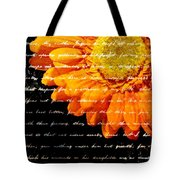 Love Letters Tote Bag by Edward Fielding