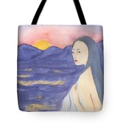 Love Tote Bag by Lilibeth Andre