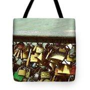 Love Locks Tote Bag