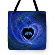 Love - Love - Love Tote Bag