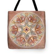 Love Mandala Tote Bag