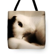 Love Mine Tote Bag