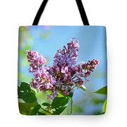 Love My Lilacs Tote Bag