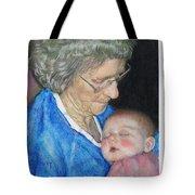 Woman, Redux Tote Bag