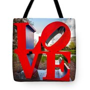 Love New Orleans  Tote Bag