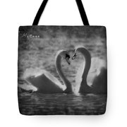 Love... Tote Bag by Nina Stavlund