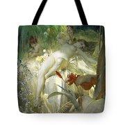 Love Nymph Tote Bag