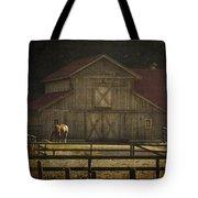 Love Of Country Vintage Art By Jordan Blackstone Tote Bag by Jordan Blackstone