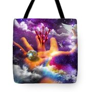 Love Poured Out Tote Bag