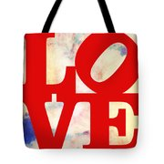 Love Riding On Clouds Tote Bag
