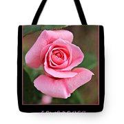 Love Roses Tote Bag