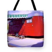 Love Shack Palm Springs Tote Bag