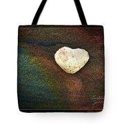 Love Stone - Framed Tote Bag