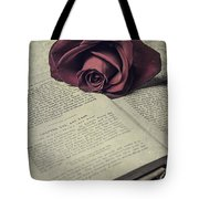 Love Stories Tote Bag