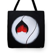 Love Story 3 - The End Tote Bag