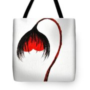 Love Story Ill The End Tote Bag
