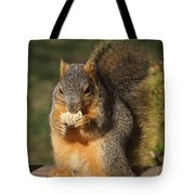 Love Those Frosted Mini Wheats  Tote Bag