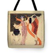Love Token Tote Bag