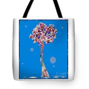 Love Tree Tote Bag
