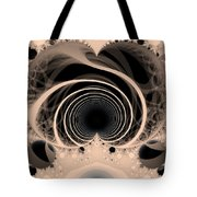 Love Tunnel Tote Bag