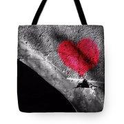 Love Under The Bridge Tote Bag