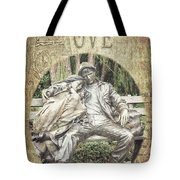 Love Unending Tote Bag