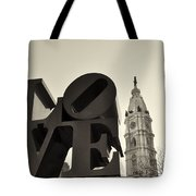 Love You Too Tote Bag