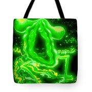 Lovehoney In Green Start Up Tote Bag