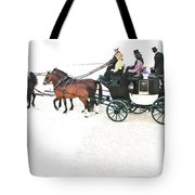 Lovely Coach Tote Bag