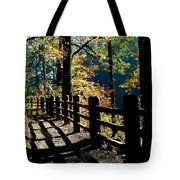 Lovely Day For Hike Tote Bag