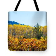 Lovely Fall Colors Tote Bag