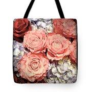 Lovely Flowers Tote Bag