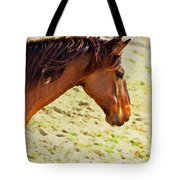 Lovely Head Tote Bag