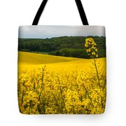 Lovely Hills Tote Bag by Davorin Mance