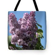 Lovely In Lilac Tote Bag